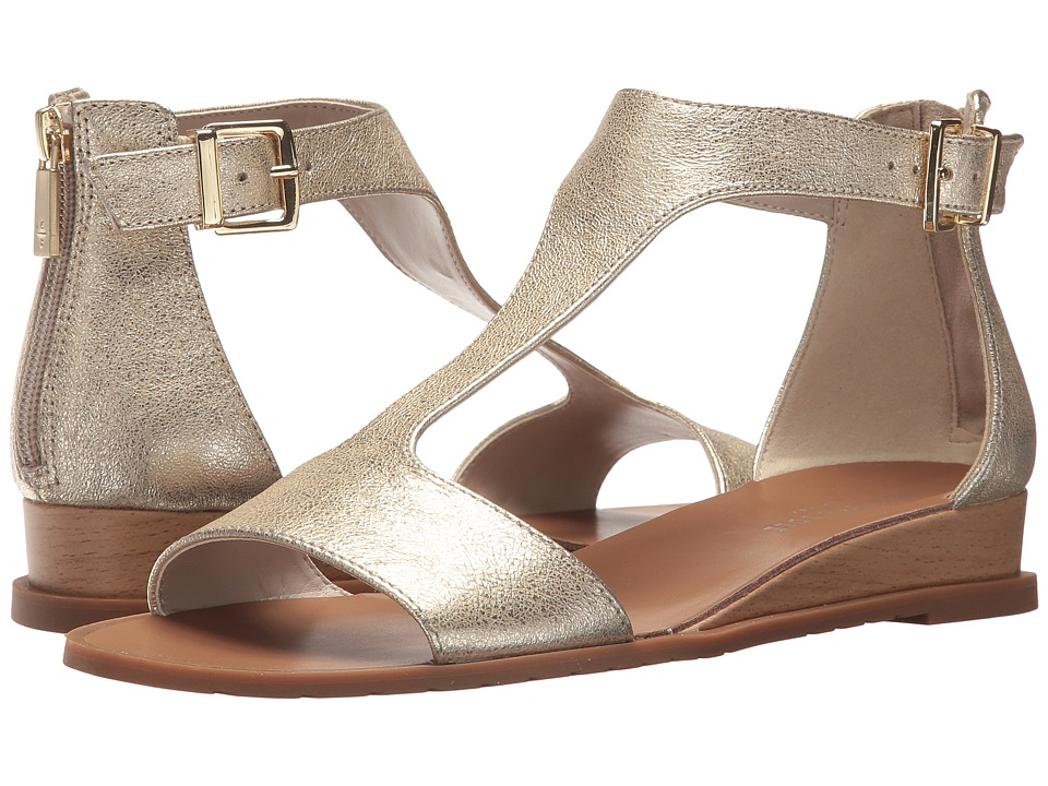 Kenneth Cole New York Judd (Soft Gold Metallic Leather) Women