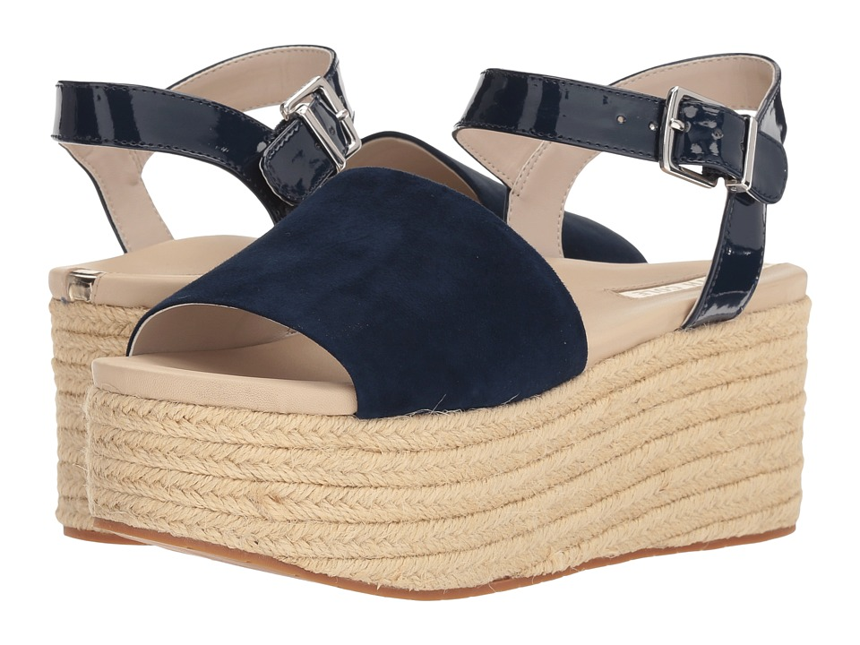 Kenneth Cole New York - Indra (Marine Suede) Womens Shoes