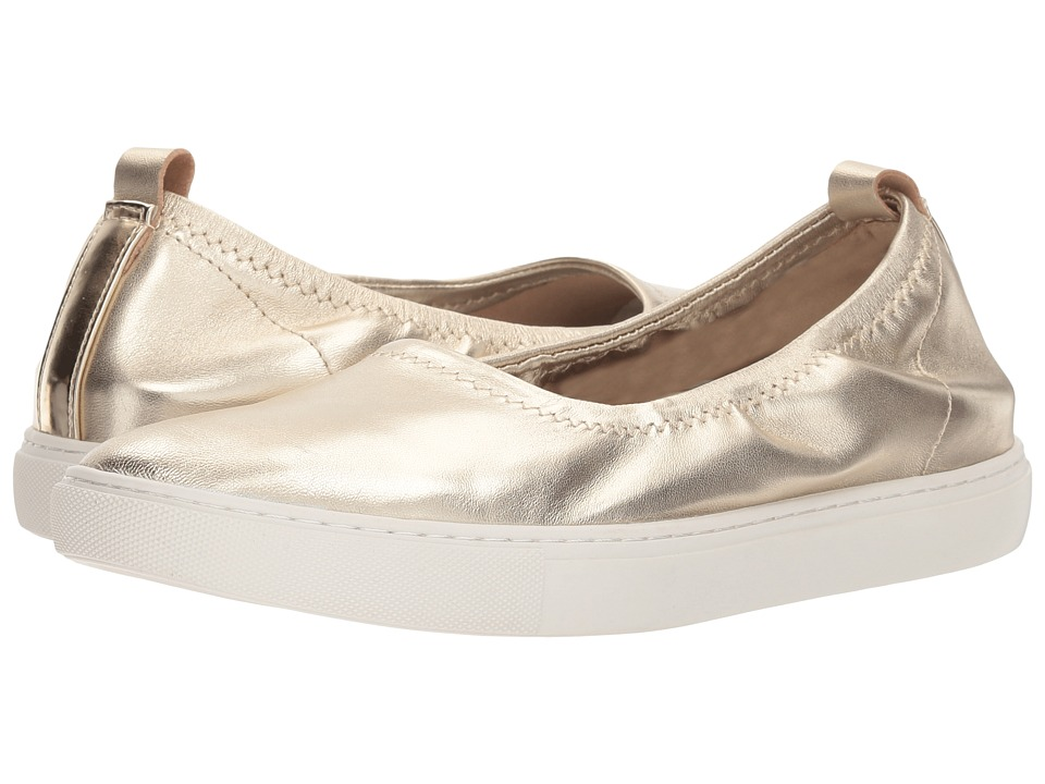 Kenneth Cole New York Kam Ballet (Light Gold Stretch) Women