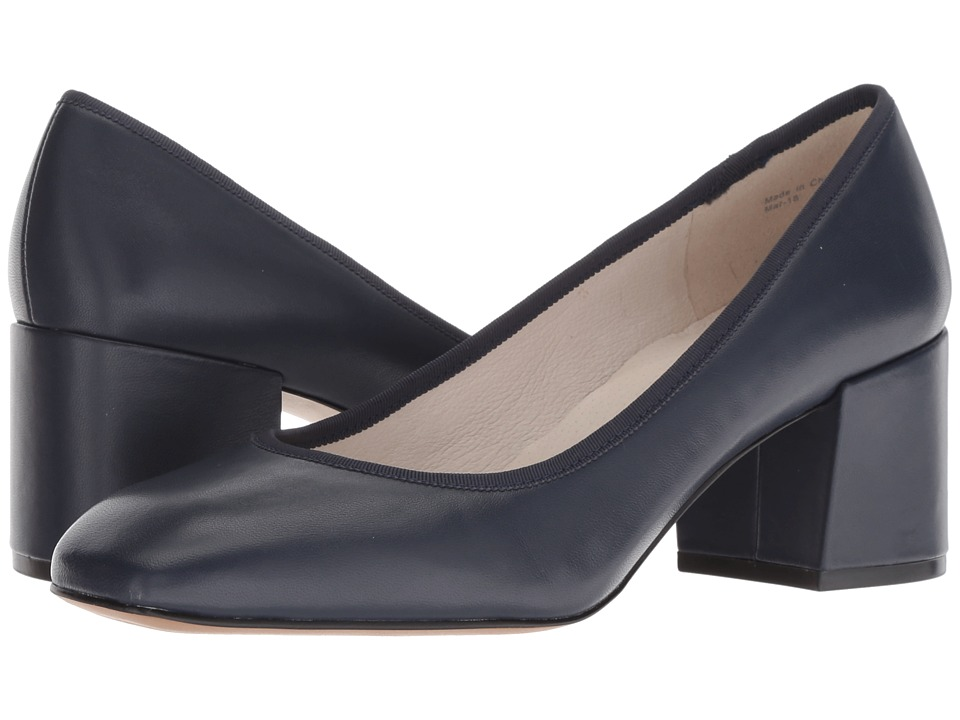 Kenneth Cole New York Eryn (Navy Leather) Women's Shoes