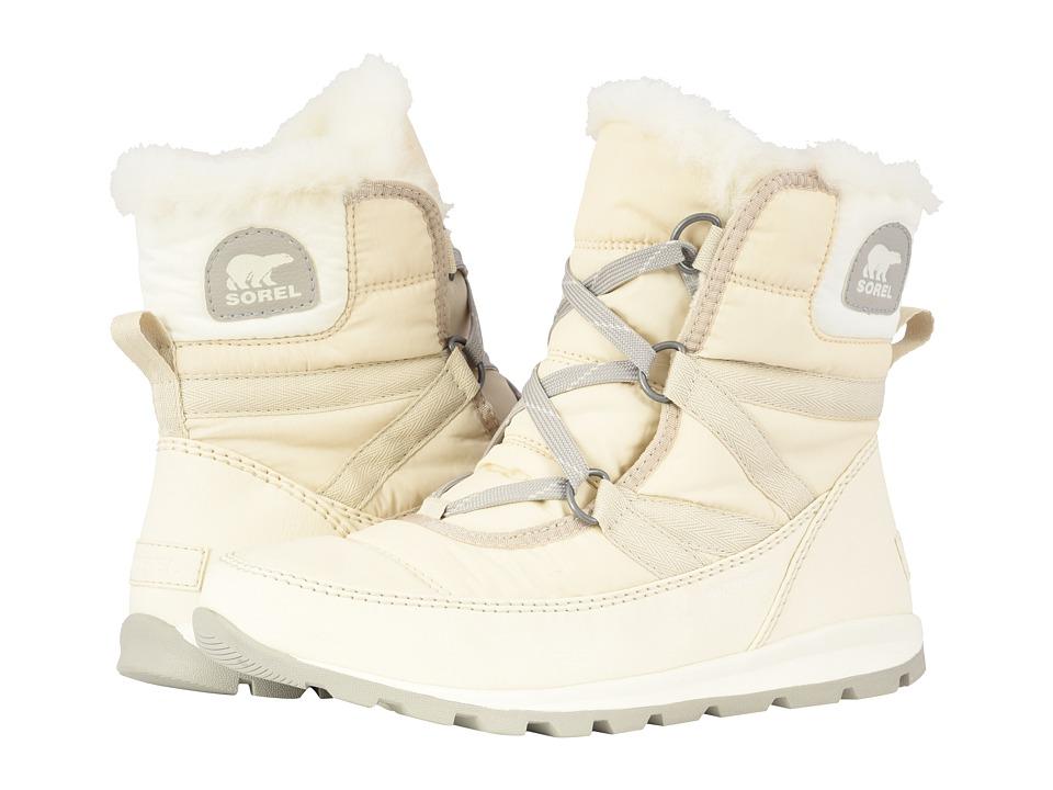 SOREL Whitney Short Lace (Fawn) Women's Waterproof Boots