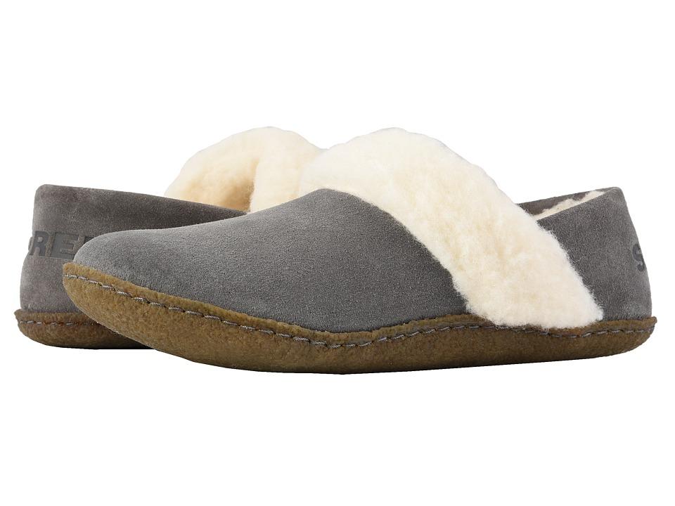 SOREL Nakiskatm Slipper II (Quarry/Natural) Slippers