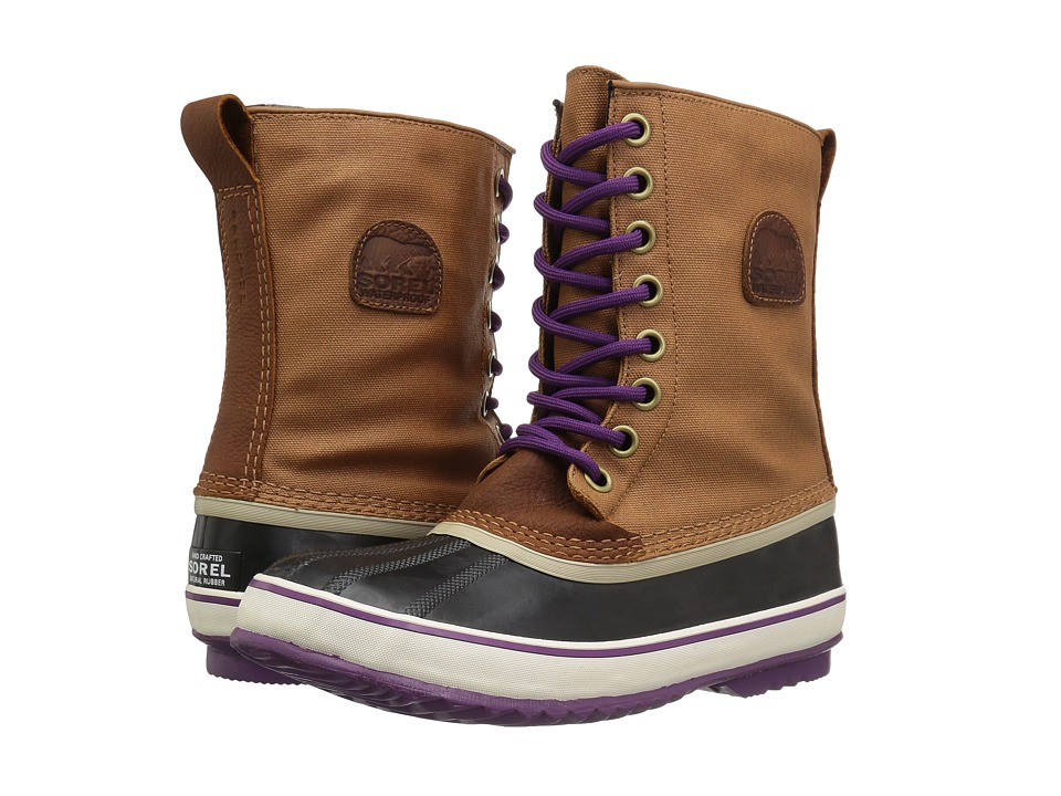 SOREL 1964 Premium CVS (Camel Brown) Women's Waterproof Boots