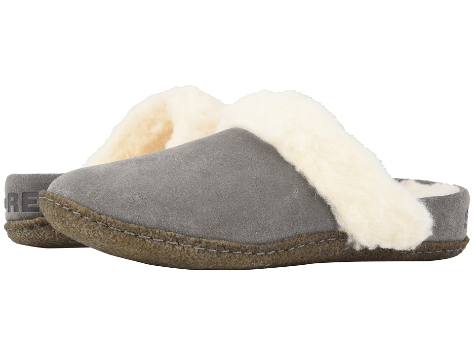 SOREL Nakiskatm Slide II (Quarry/Natural) Slippers