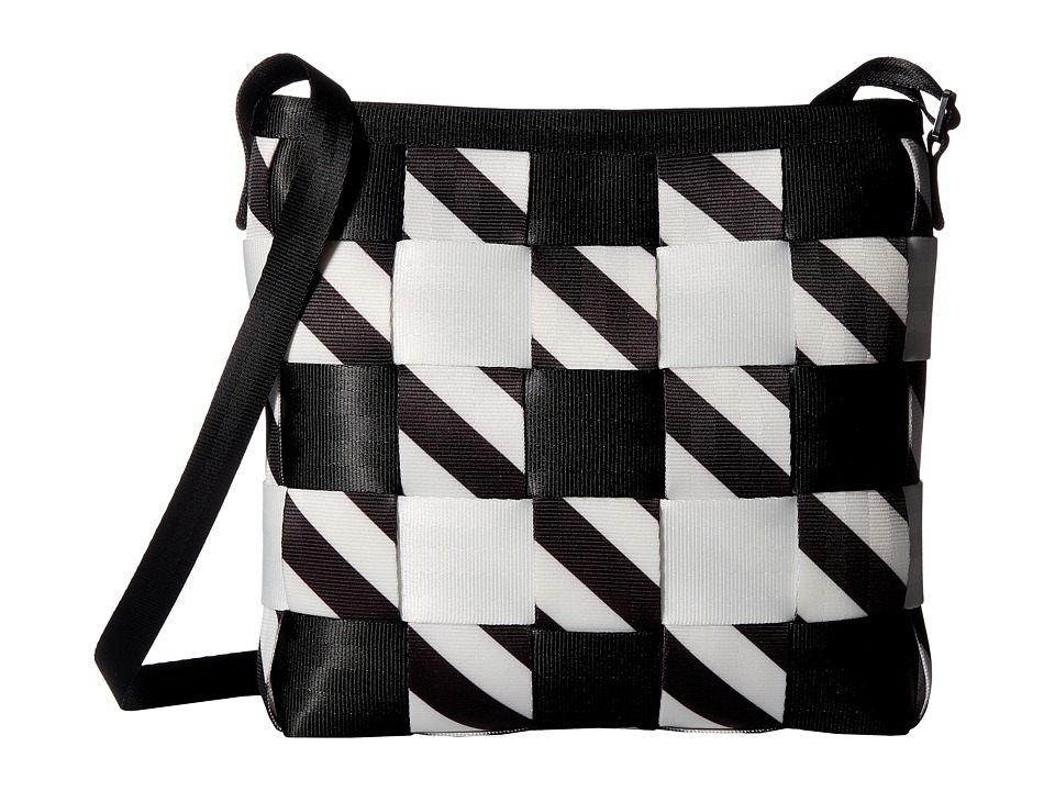 Harveys Seatbelt Bag - Commuter Crossbody (Houndstooth) Athletic Handbags