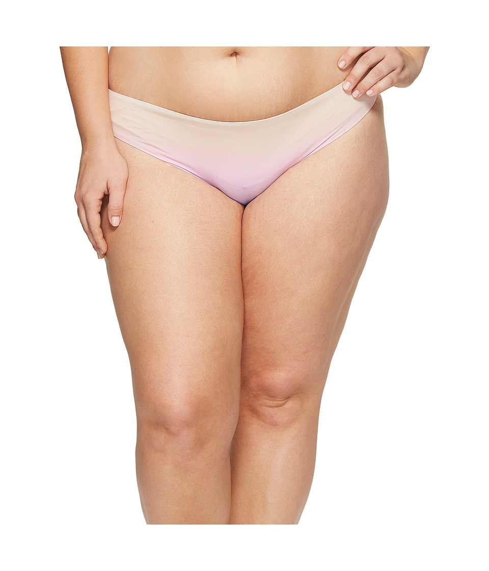 Sports Illustrated Plus Size Malibu Sunset Retro Bikini Bottom SI22348A-960