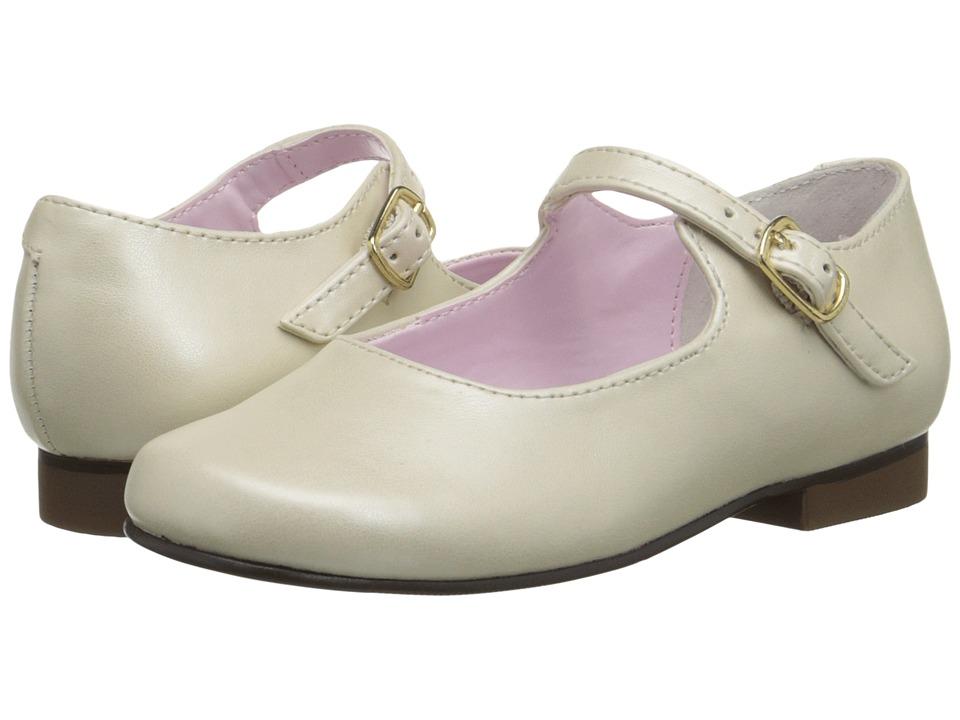 Nina Kids Bonnett (Toddler/Little Kid) (Bone Pearlized) Girls Shoes