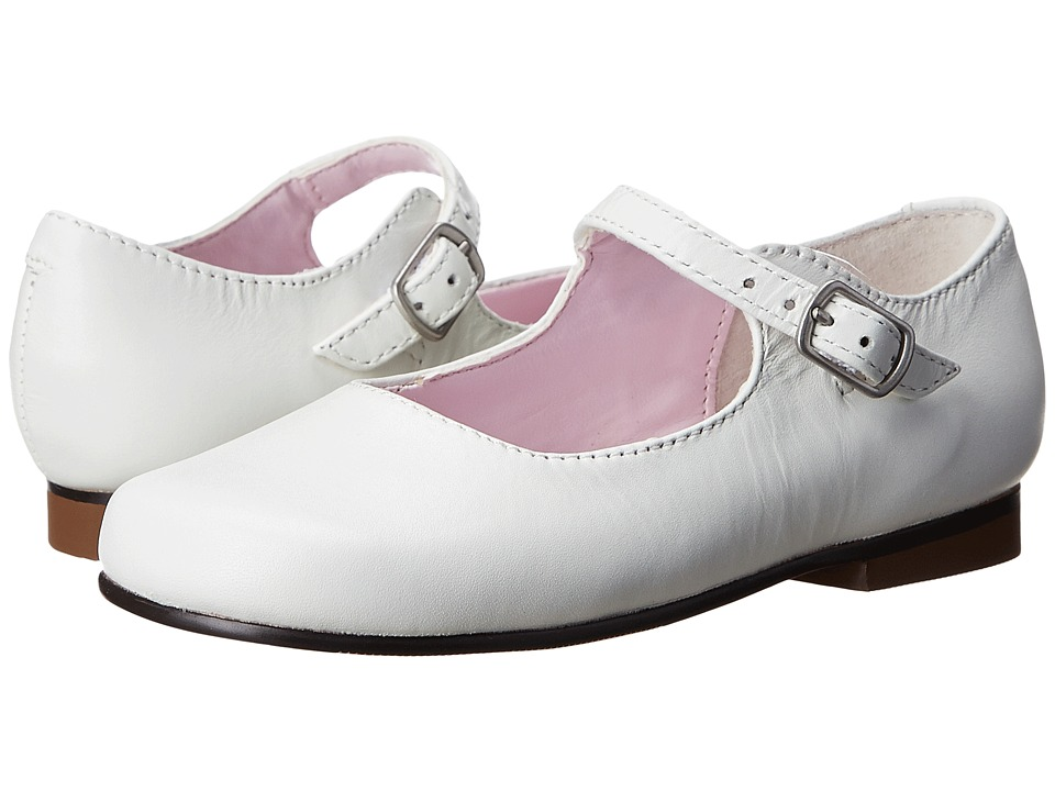 Nina Kids Bonnett Toddler/Little Kid White Leather Girls Shoes
