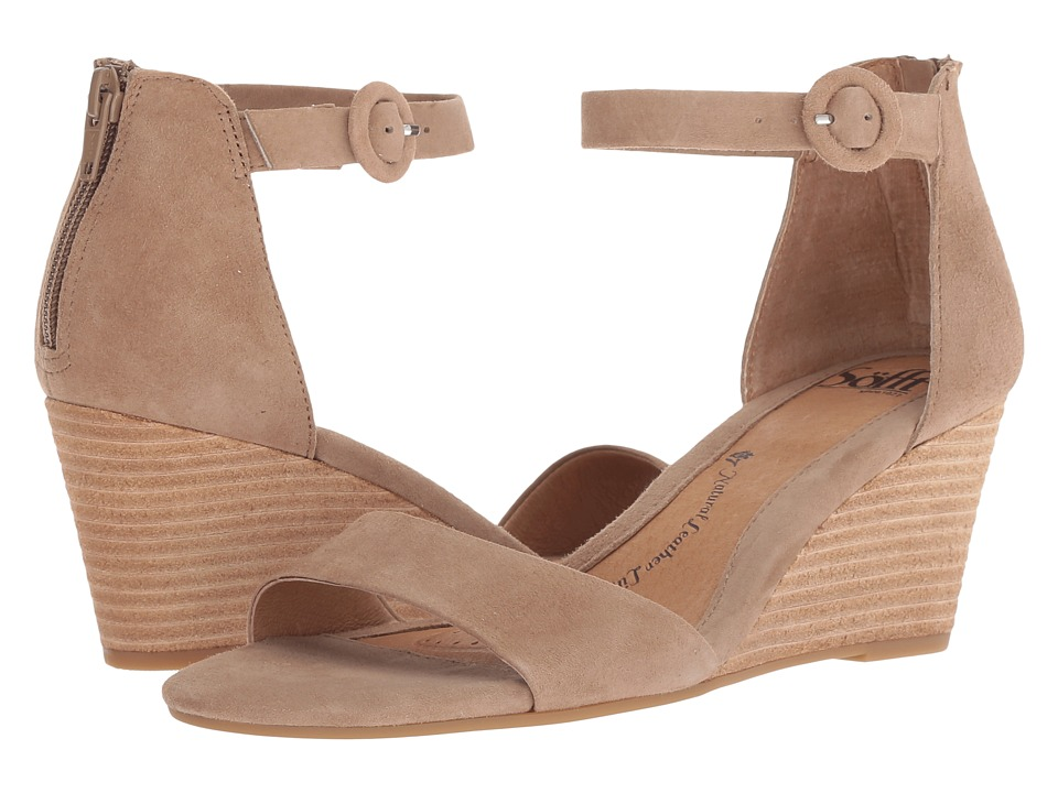 Sofft Marla (Barley King Suede) Women's Shoes