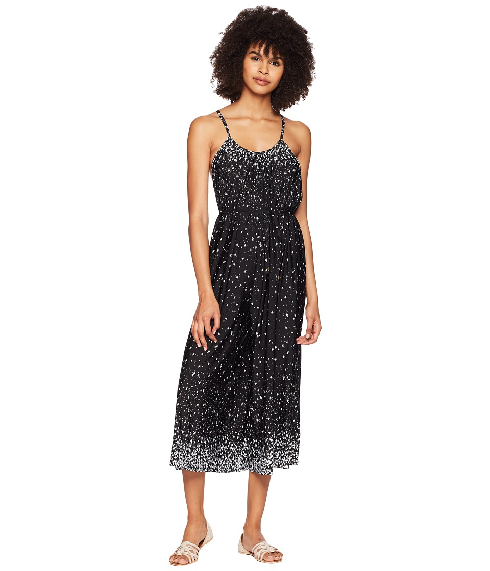 Ella Moss - Star Girl Jumper Cover-Up (Black) Womens Jumpsuit & Rompers One Piece
