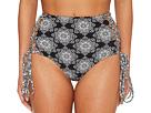 Ella Moss Ella Moss Medallion Melody High-Waist Bikini Bottom