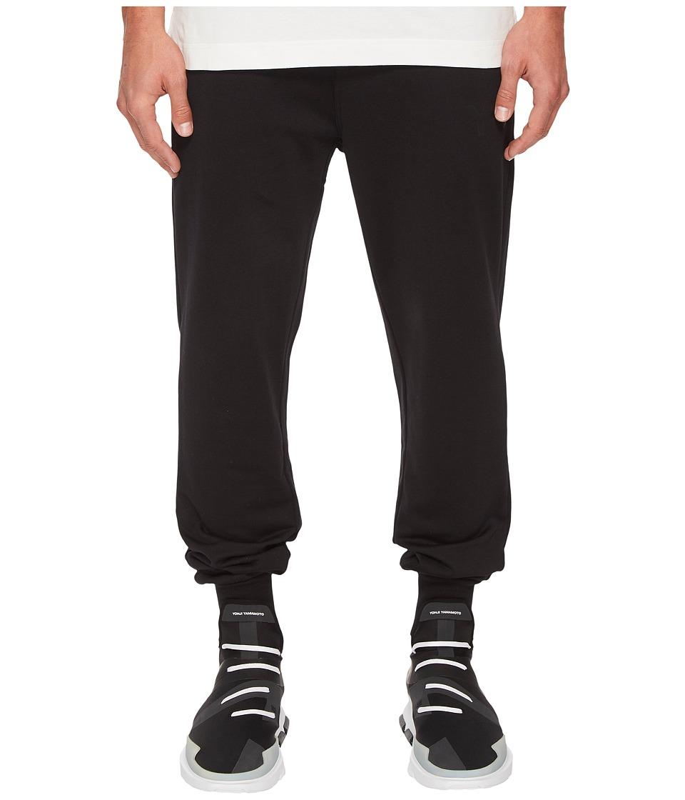 adidas Y-3 by Yohji Yamamoto - Classic Pants (Black) Mens Casual Pants