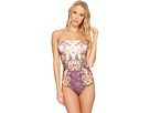 JETS by Jessika Allen Elegance Bandeau One-Piece
