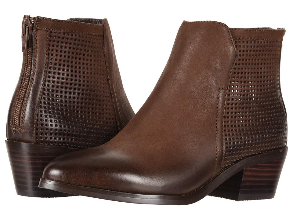 David Tate Kaci (Brown Brushed Nubuck) Women's Shoes