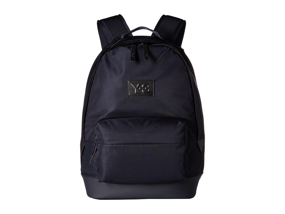 adidas Y-3 by Yohji Yamamoto - Techlite Backpack (Legend Blue) Backpack Bags