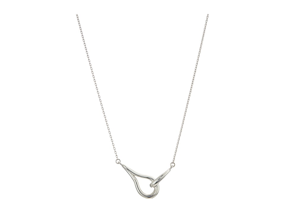 Shinola Detroit - Lug Coupling Necklace (Sterling Silver) Necklace