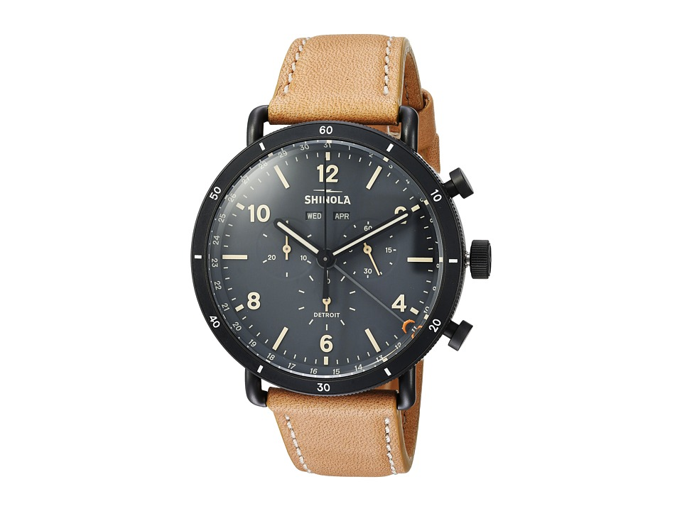 Shinola Detroit - The Canfield Sport Chronograph Calendar...