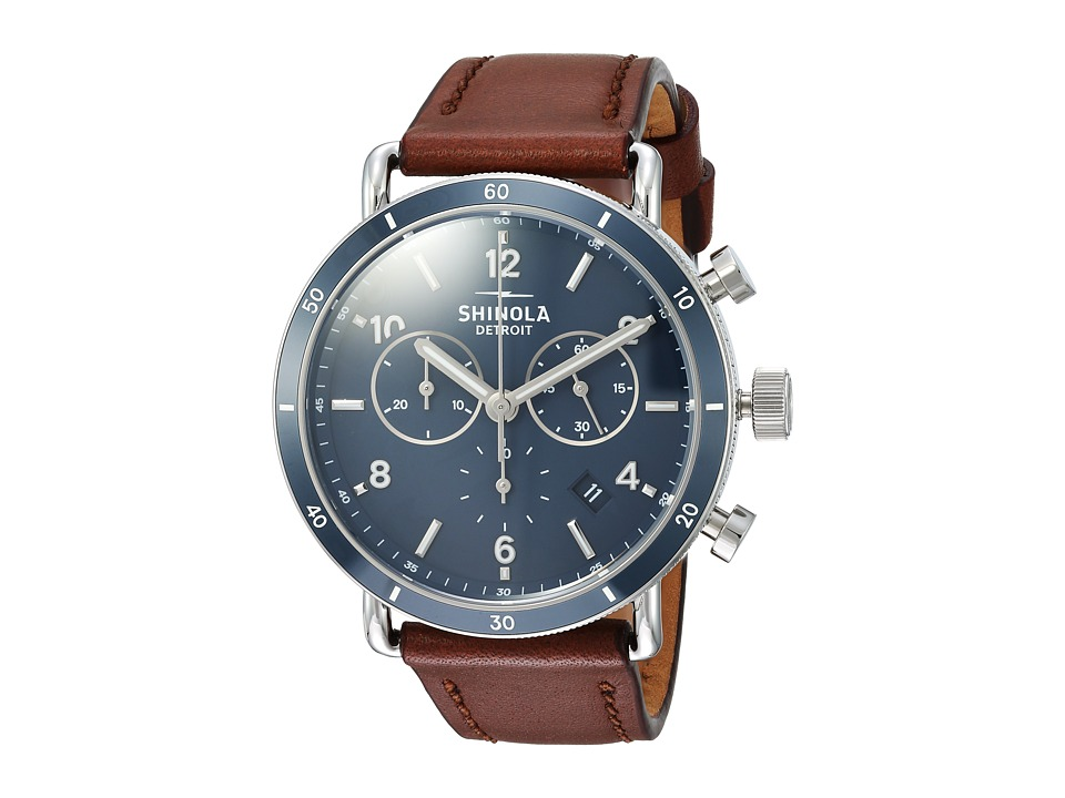 Shinola Detroit - The Canfield Sport Chronograph 40mm - 2...