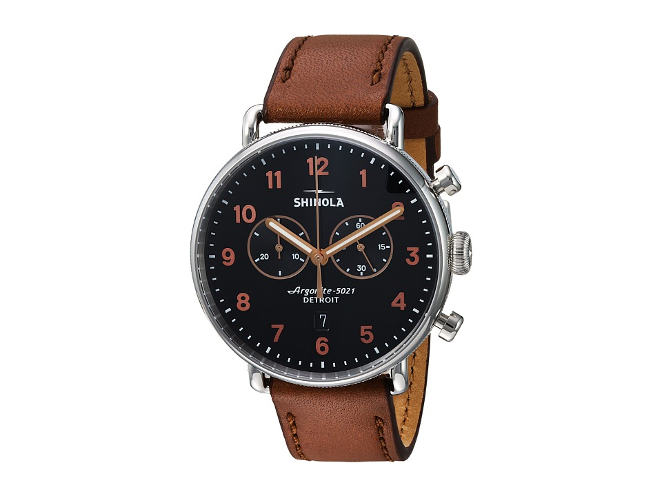 Shinola Detroit - The Canfield Chronograph 43mm - 2009522...
