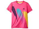 adidas Kids Tennis Seasonal T-Shirt (Little Kids/Big Kids)