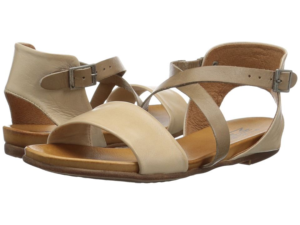 Miz Mooz Amanda (Cream) Sandals