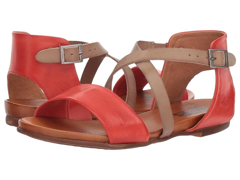 Miz Mooz Amanda (Red) Sandals