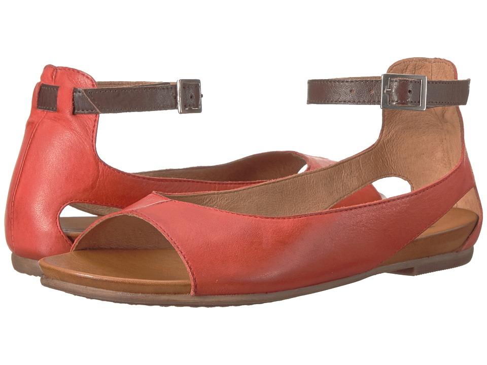 Miz Mooz Angel (Red) Sandals