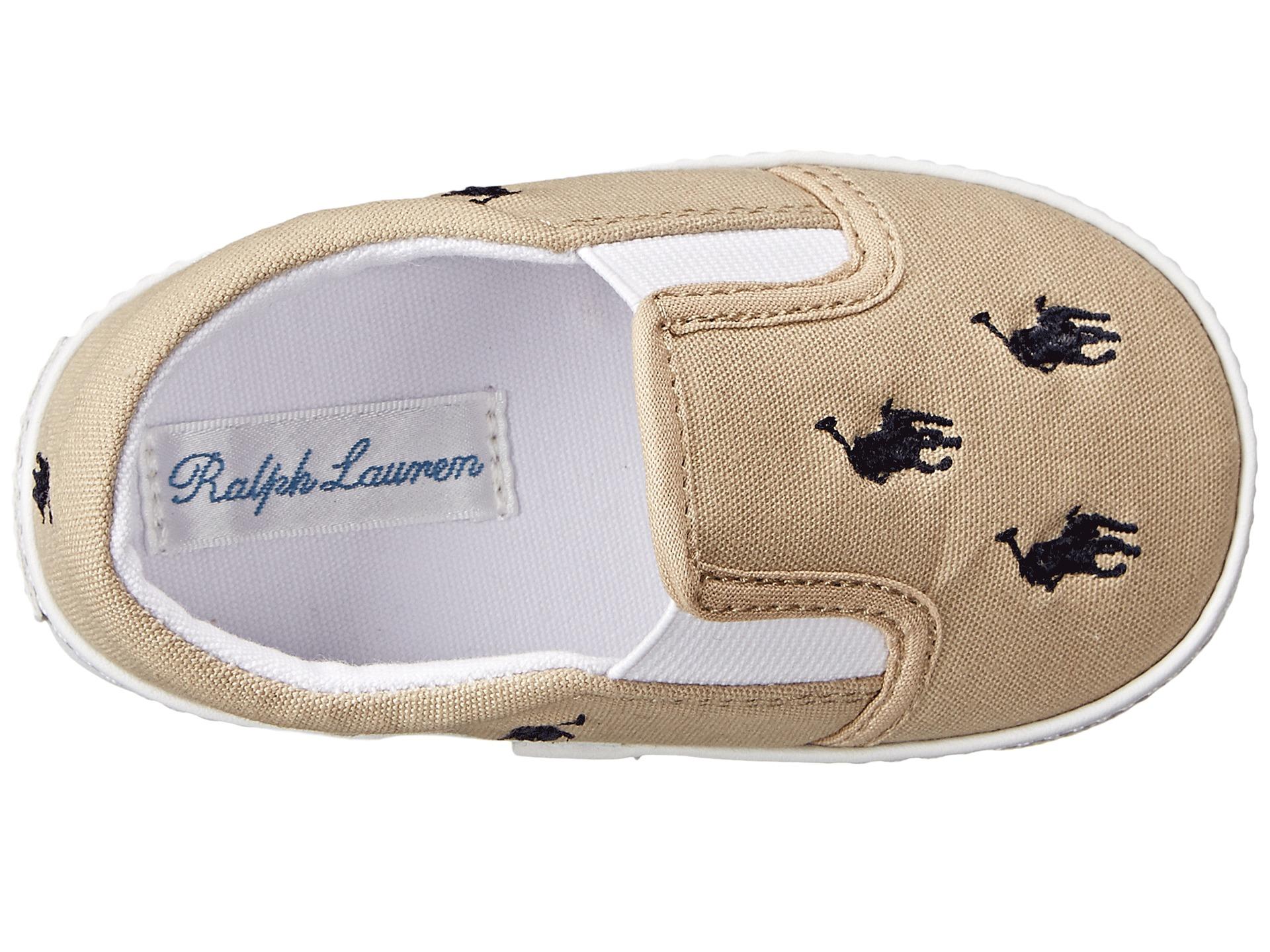 Baby Ralph Lauren Soft Shoes