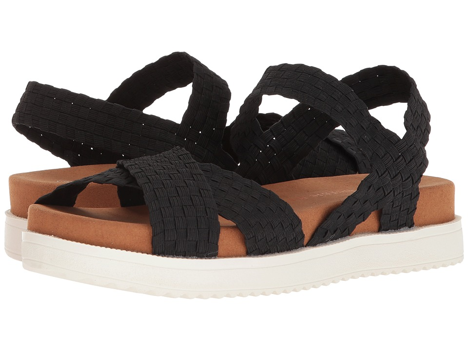 bernie mev. Eternal (Black) Sandals