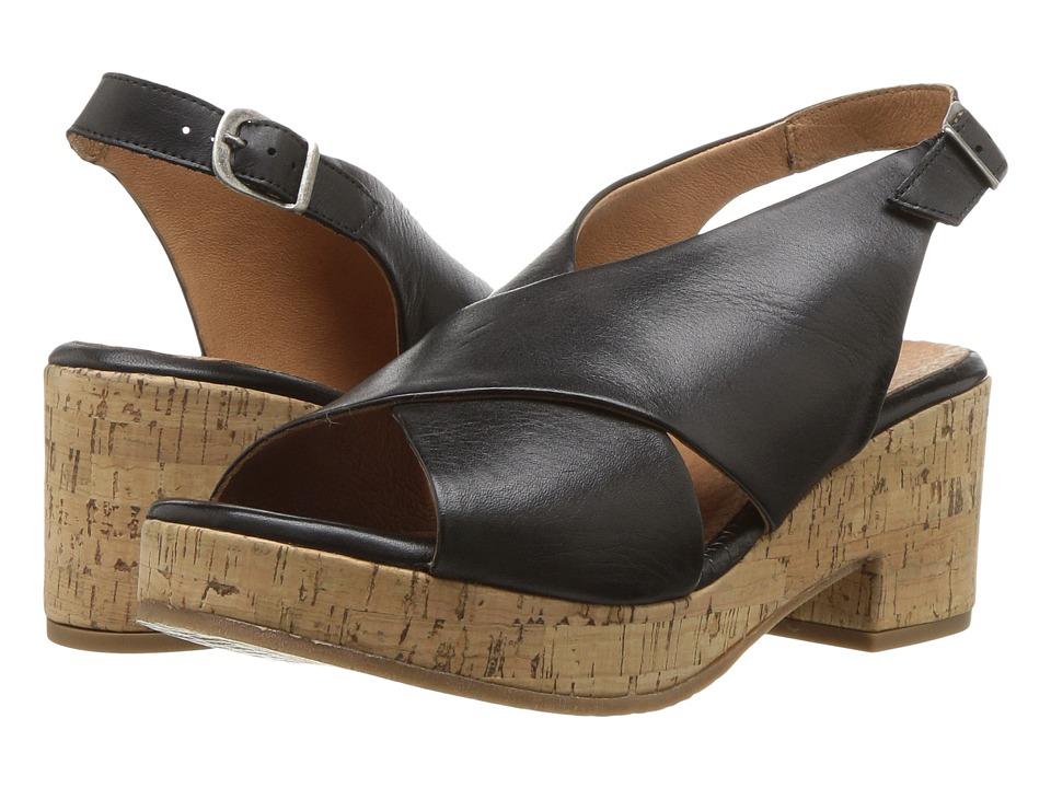 Miz Mooz Comet (Black) Sandals