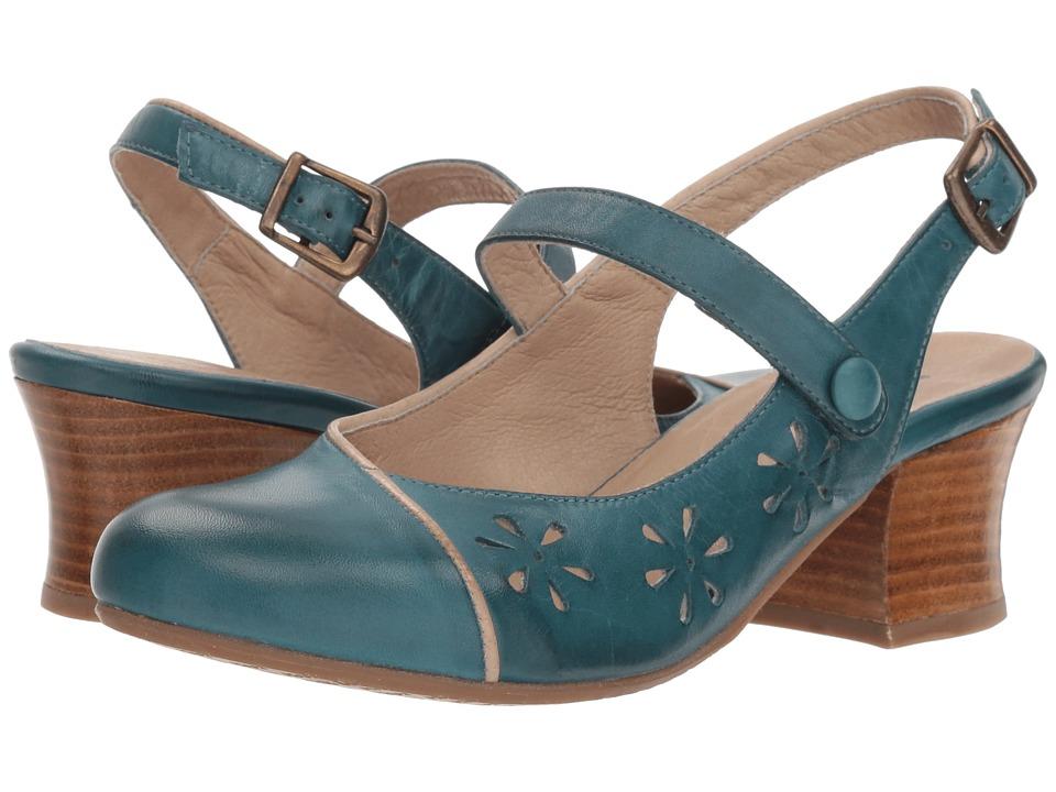 Miz Mooz Firefly (Marine) Sandals