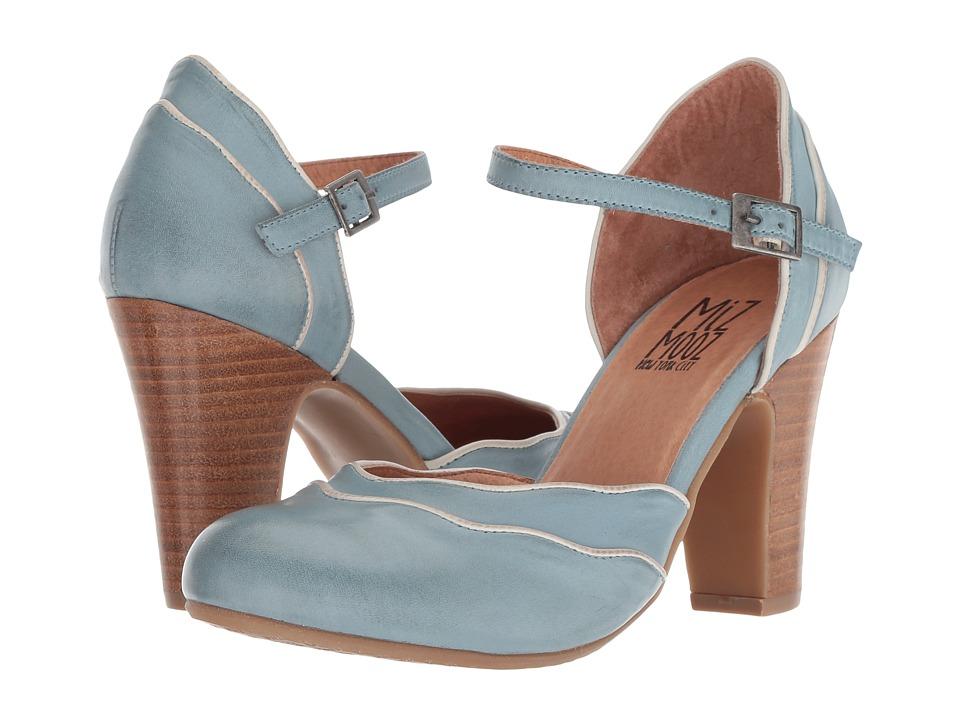 Vintage Style Shoes, Vintage Inspired Shoes Miz Mooz Jagger Sky High Heels $139.95 AT vintagedancer.com