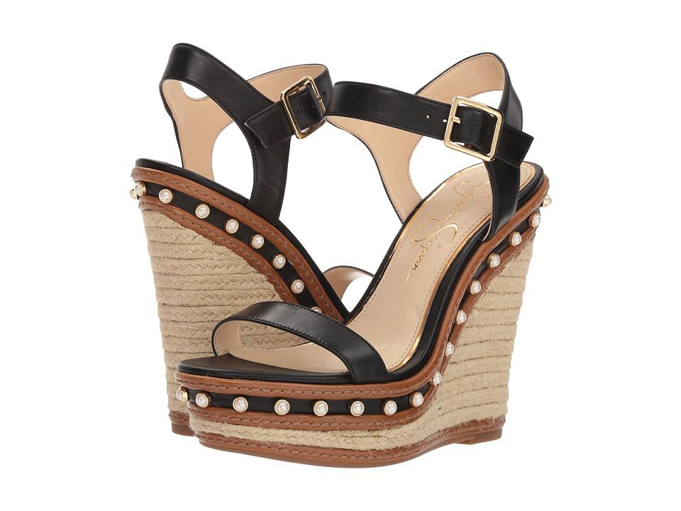 Jessica Simpson - Arly (Black Helena) Womens Shoes