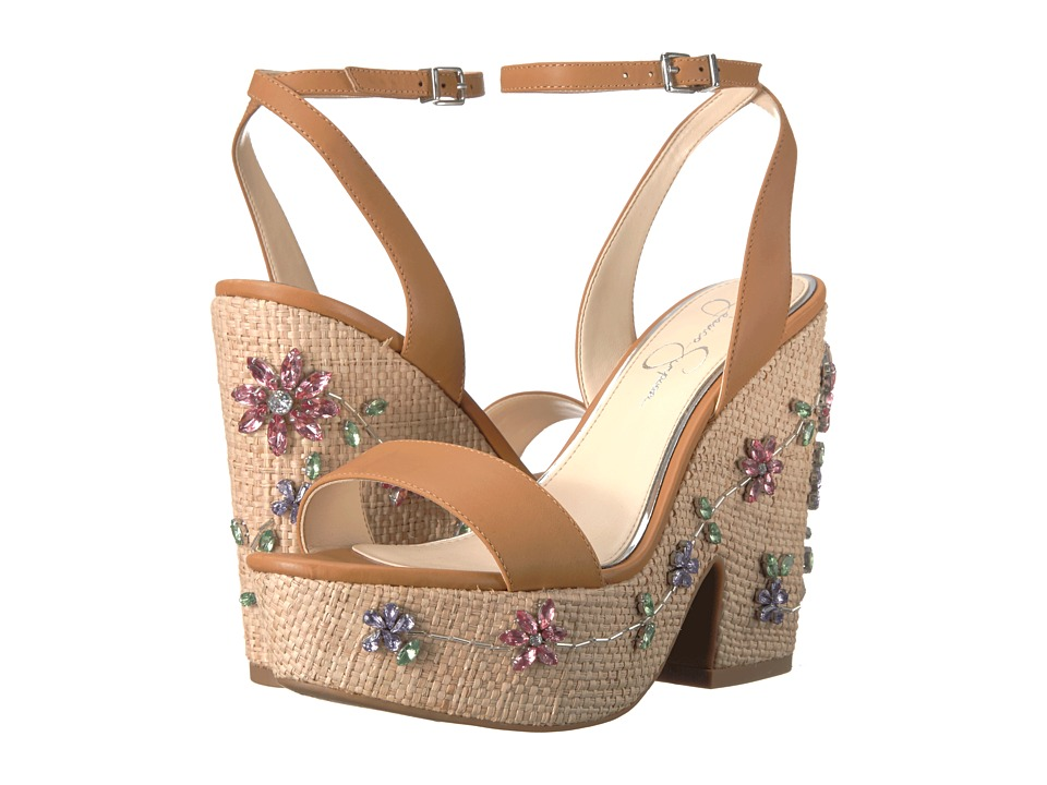 Jessica Simpson - Cressia (Sun Tan Helena) Womens Shoes