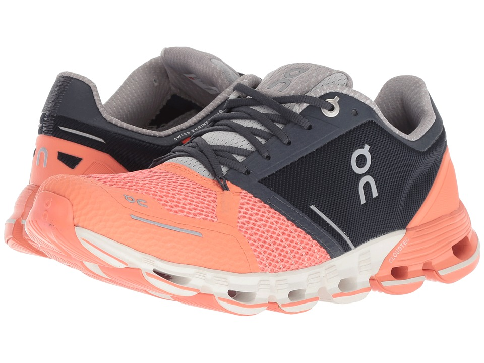 On Cloudflyer (Salmon/Ink) Women's Shoes