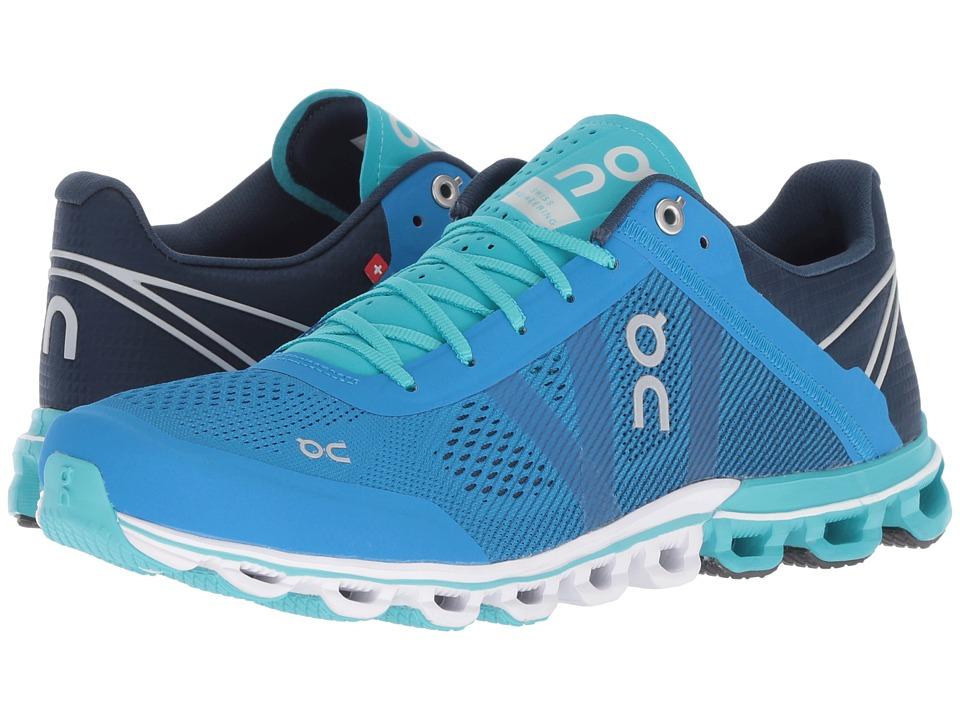 On Cloudflow (Malibu/Curacao) Women's Shoes