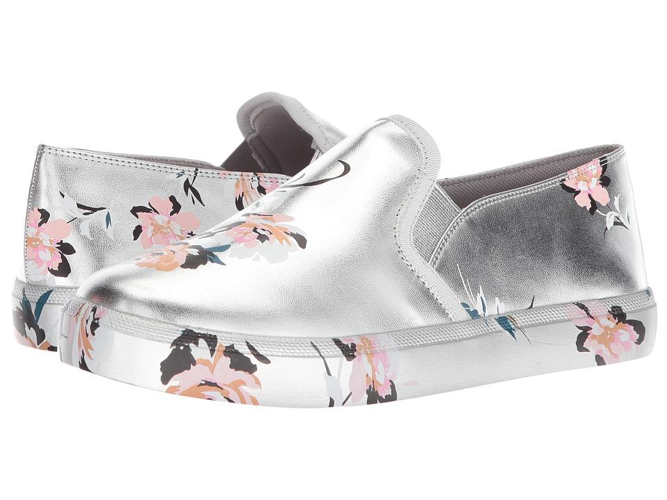 Jessica Simpson - Dinellia (Platinum Multi Rylie Metallic Floral) Womens Shoes