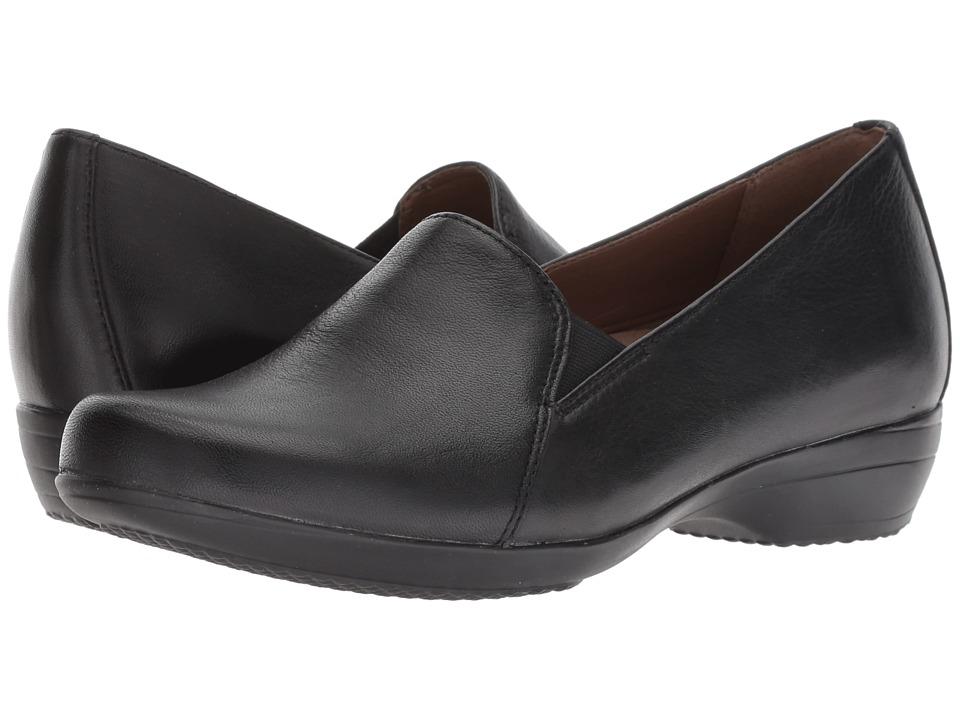 Dansko Farah (Black Milled Nappa) Women's Shoes