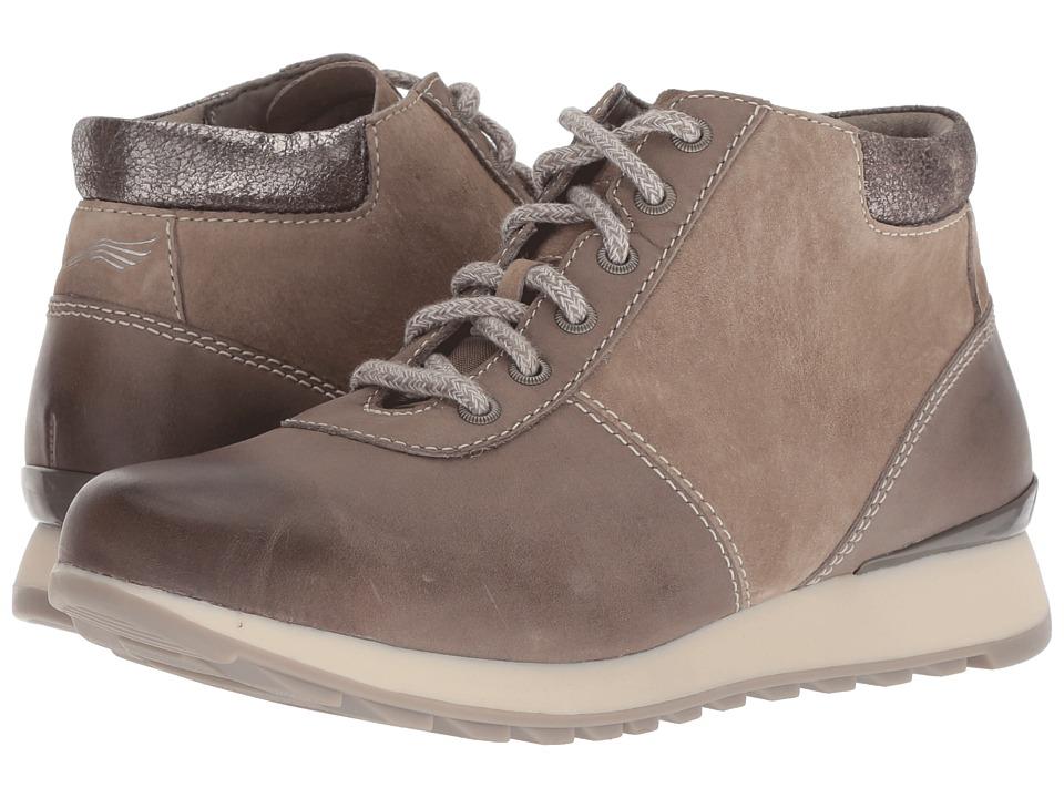 Dansko Ginny (Taupe Burnished Nubuck) Women's Shoes