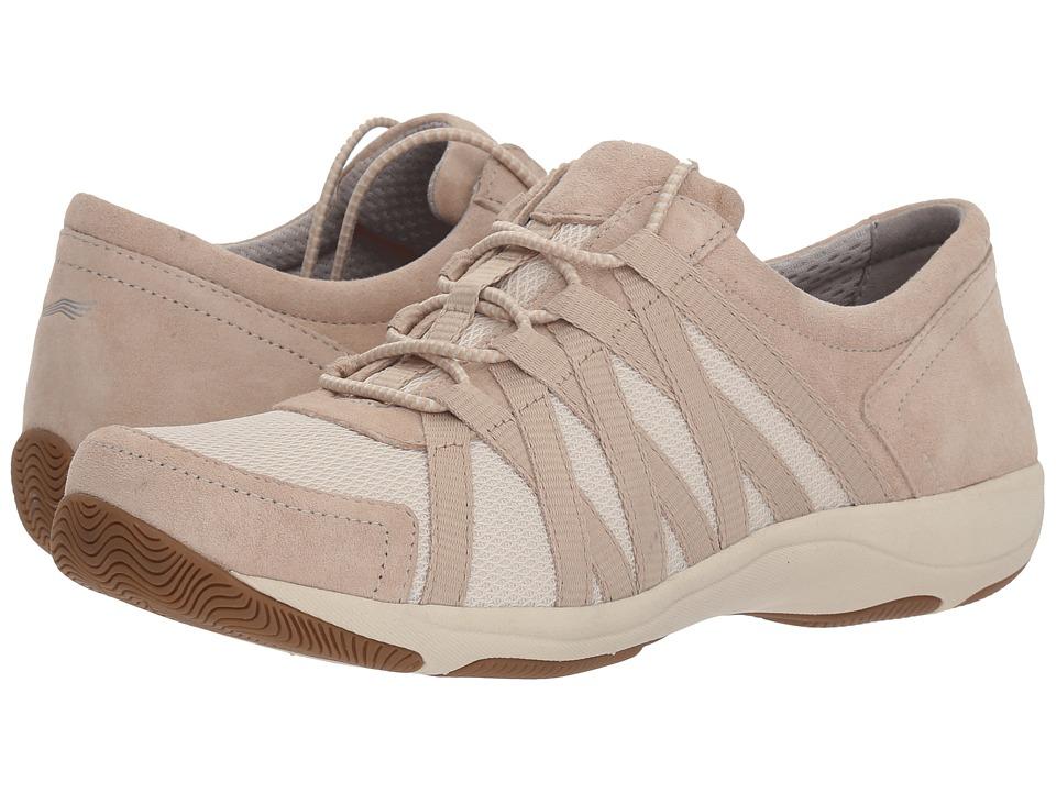 Dansko Honor (Sand Suede) Women's Shoes
