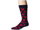 Cufflinks Inc. Mickey Mouse Silhouette Blue Socks