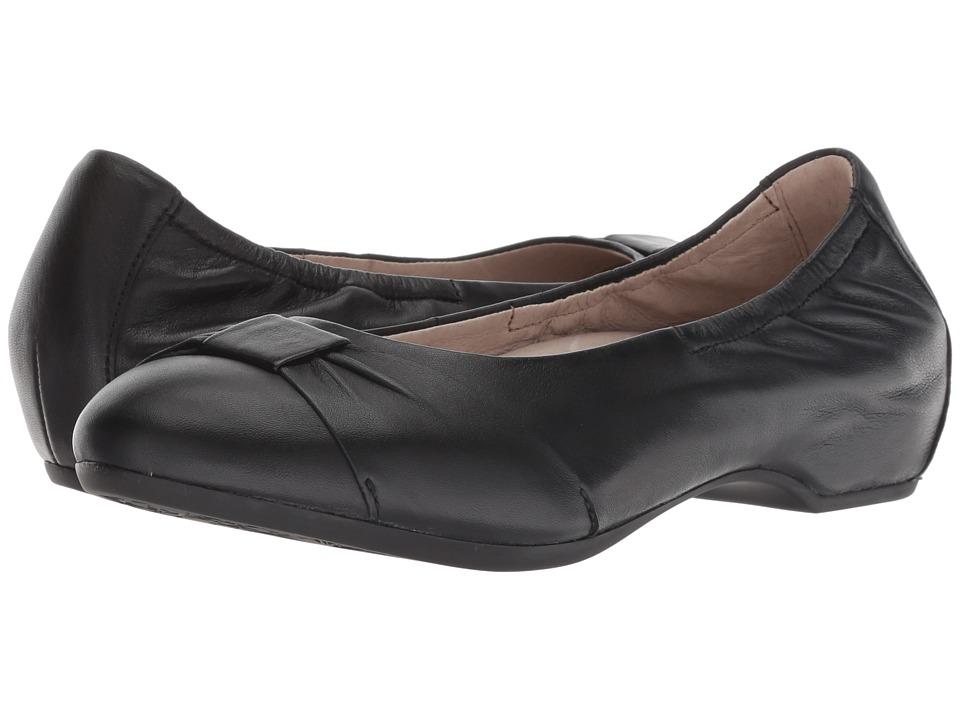 Dansko Lina (Black Nappa) Women's Shoes