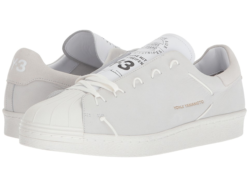 adidas Y-3 by Yohji Yamamoto Super Knot (Core White/Core Black/Core White) Athletic Shoes