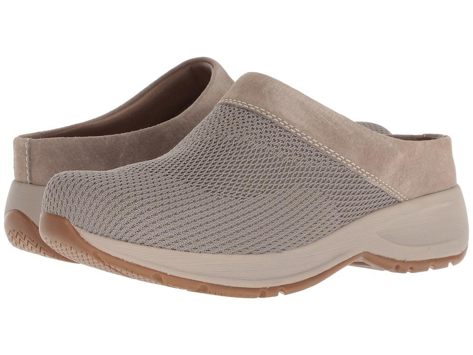 Dansko Sondra (Taupe Suede) Women's Shoes