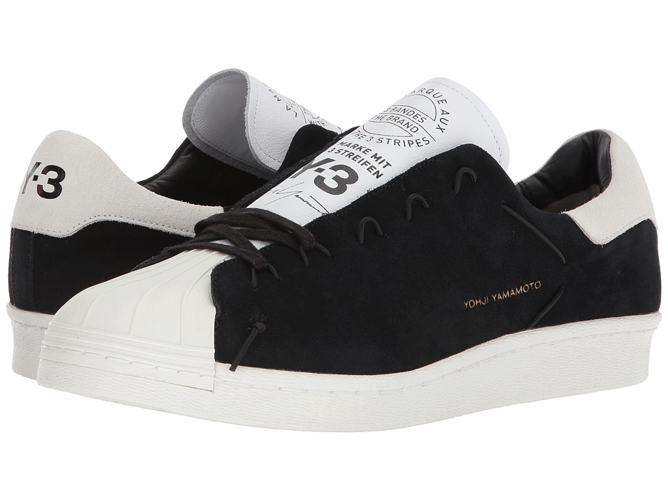 adidas Y-3 by Yohji Yamamoto Super Knot (Core Black/Core Black/Core White) Athletic Shoes