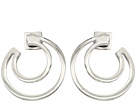 Vince Camuto Vince Camuto Polished Curved Hoop Earrings