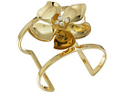 Vince Camuto Statement Flower T-Cuff Bracelet