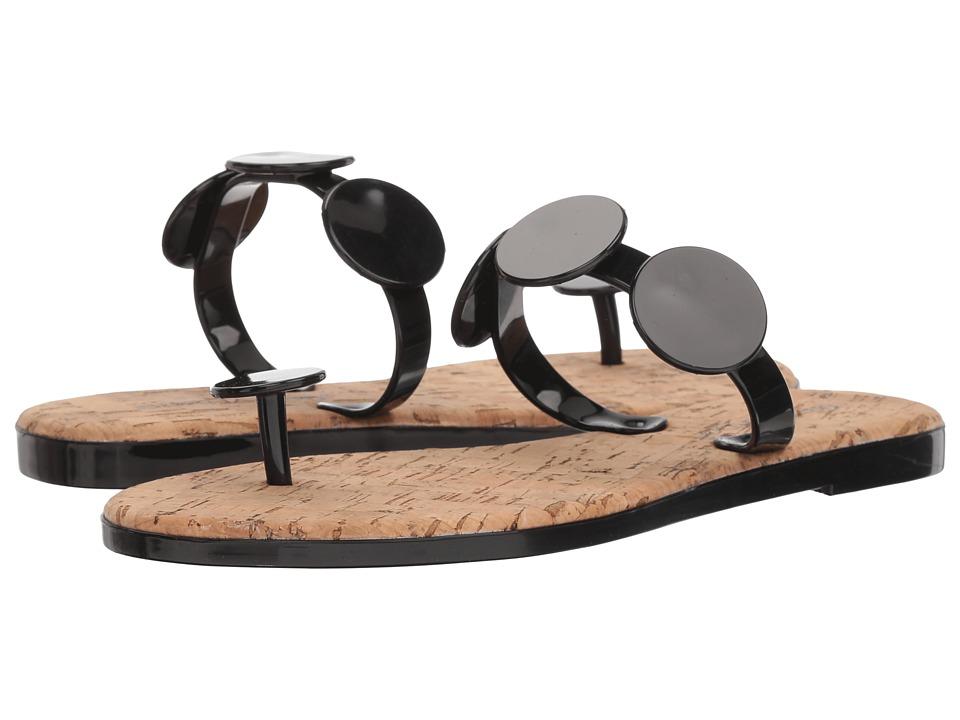 Bernardo - New Moon Jelly (Black) Womens Sandals