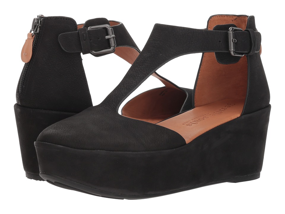 Gentle Souls by Kenneth Cole Nydia (Black) Women's Shoes