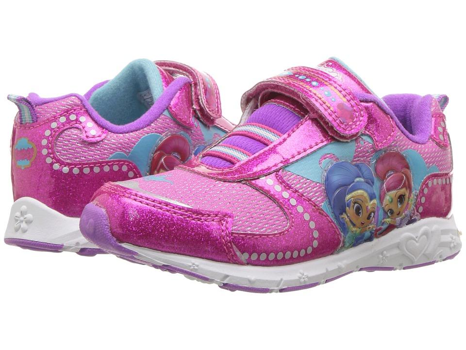 Josmo Kids - Shimmer Shine Lighted Sneaker (Toddler/Little Kid) (Pink) Girls Shoes